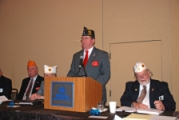 Jim Koutz, Leading Candidate for Natl Cmdr